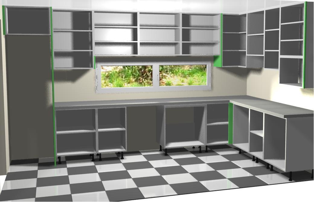 Muebles De Cocina En Salamanca : Montando muebles altos de la izquierda a cocina